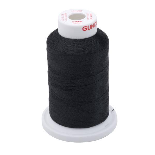 Bilde av 61005 Poly No40 Polyester - 1000m på  pappspole (ikke miniking)