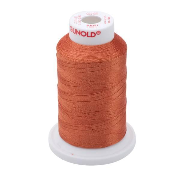 Bilde av 61021 Poly No40 Polyester - 1000m på  pappspole (ikke miniking)