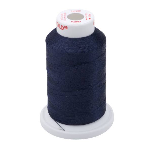 Bilde av 61043 Poly No40 Polyester - 1000m på  pappspole (ikke miniking)