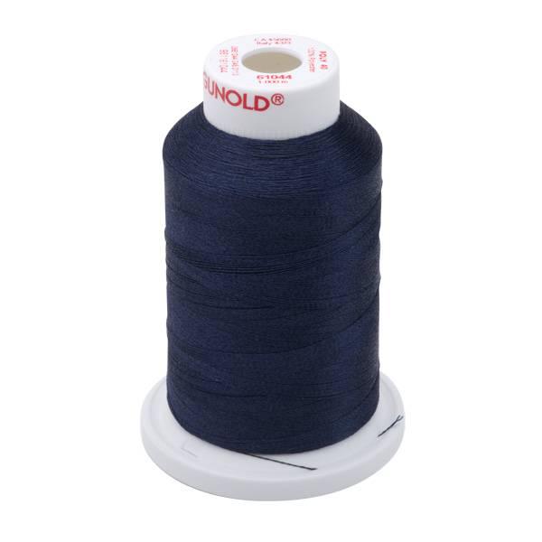 Bilde av 61044 Poly No40 Polyester - 1000m på  pappspole (ikke miniking)