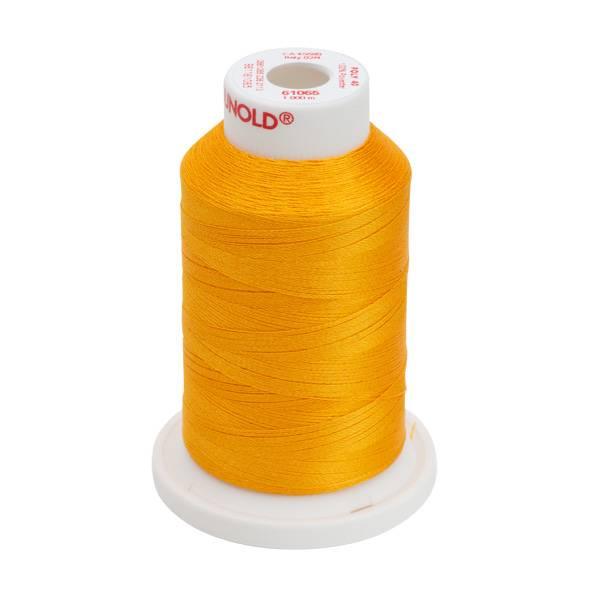 Bilde av 61065 Poly No40 Polyester - 1000m på  pappspole (ikke miniking)