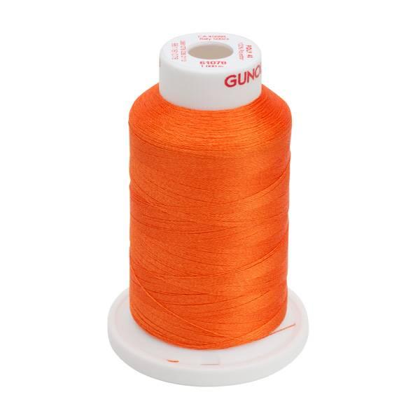 Bilde av 61078 Poly No40 Polyester - 1000m på  pappspole (ikke miniking)