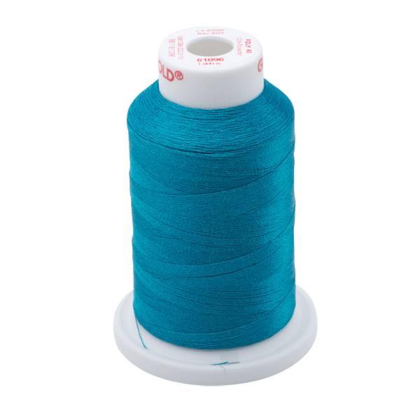 Bilde av 61096 Poly No40 Polyester - 1000m på  pappspole (ikke miniking)