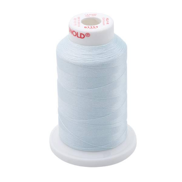 Bilde av 61151 Poly No40 Polyester - 1000m på  pappspole (ikke miniking)r