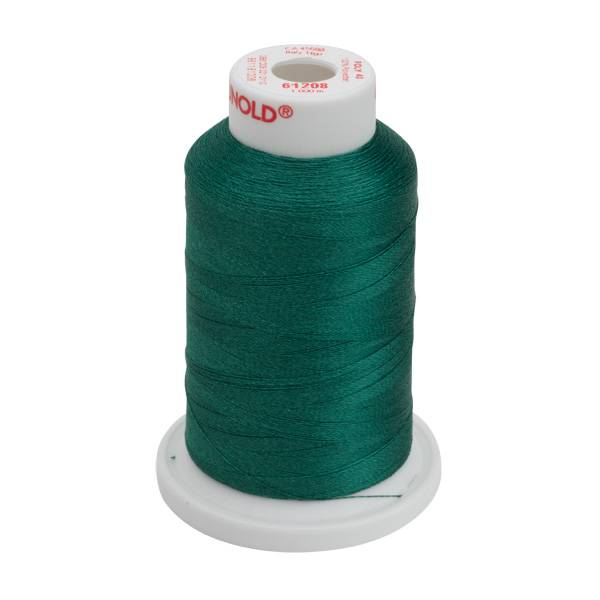 Bilde av 61208 Poly No40 Polyester - 1000m på  pappspole (ikke miniking)r