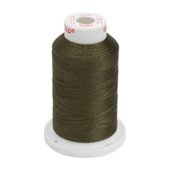 Bilde av 61363 Poly No40 Polyester - 1000m på  pappspole (ikke miniking)r