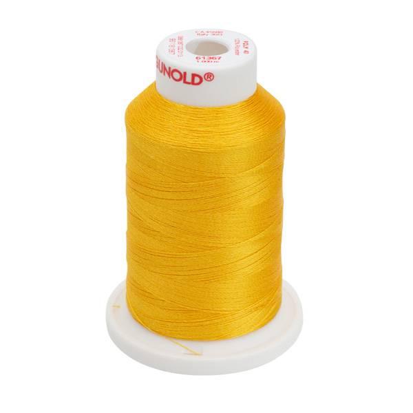 Bilde av 61367 Poly No40 Polyester - 1000m på  pappspole (ikke miniking)