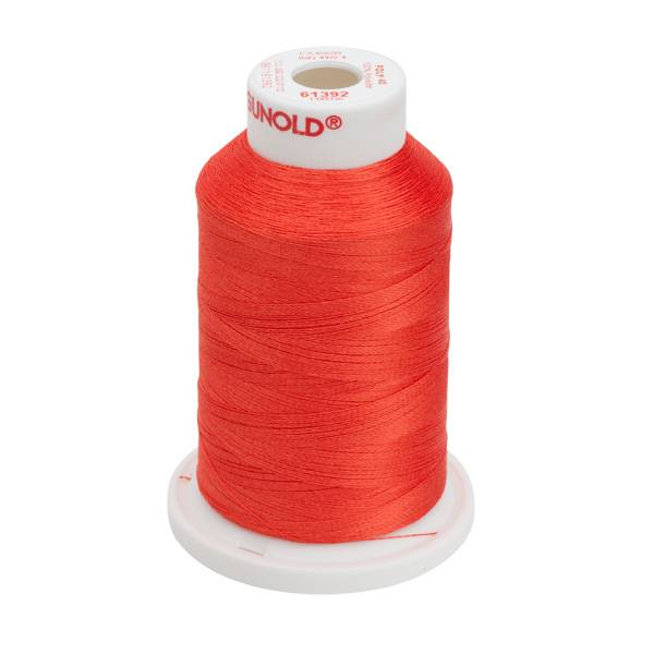 Bilde av 61392 Poly No40 Polyester - 1000m på  pappspole (ikke miniking)