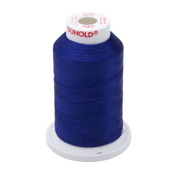 Bilde av 61415 Poly No40 Polyester - 1000m på  pappspole (ikke miniking)r