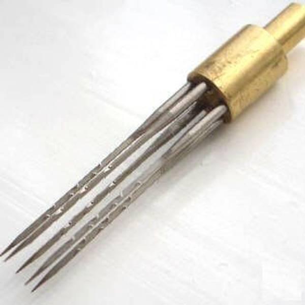 Bilde av (21F5) Nåler Xpression nål 5 stk i festet (1stk)