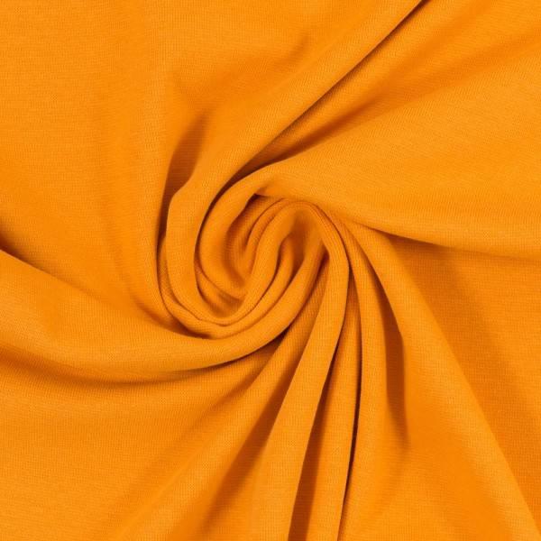 Bilde av Heike Rundstrikket ribb 000313 Plain, mustard yellow