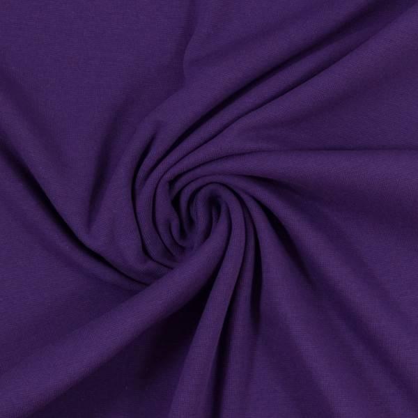 Bilde av Heike Rundstrikket ribb 000647 Plain, purple