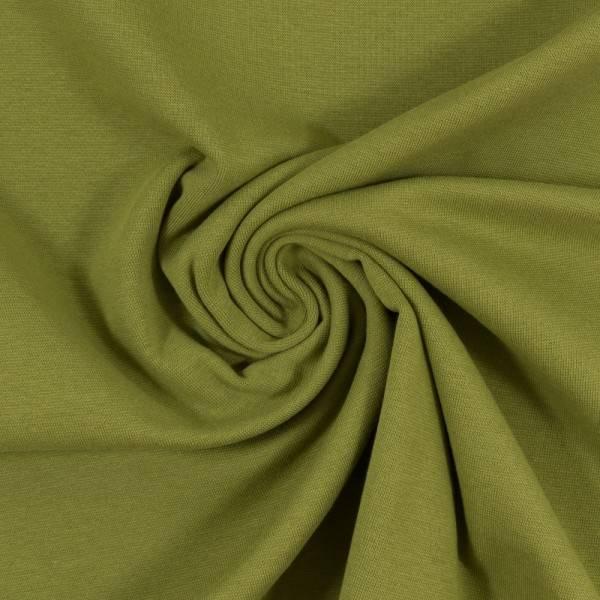 Bilde av Heike Rundstrikket ribb000604 Plain, khaki green
