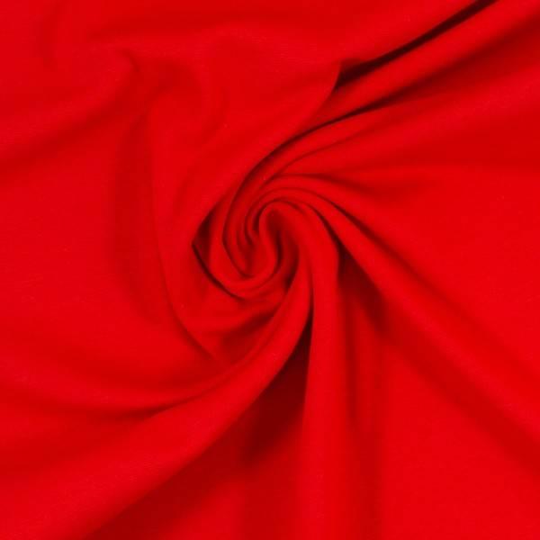 Bilde av Heike Rundstrikket ribb 000636 Plain, red