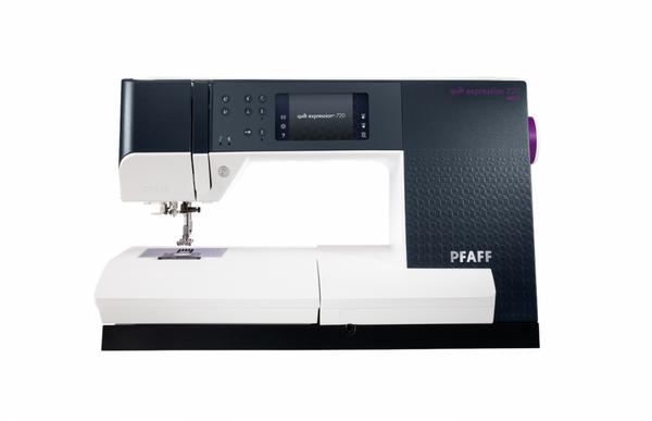 Bilde av Pfaff Quilt Expression 720 Elektronisk symaskin