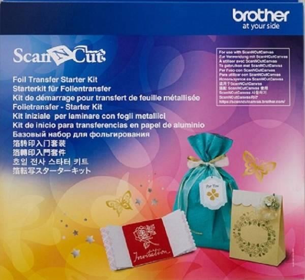 Bilde av Brother Foil Transfer Starter kit CAFTKIT1