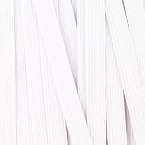 Bilde av Hvit Linningstrikk 10 mm