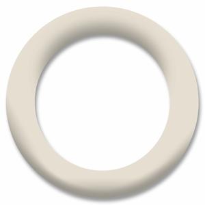 Bilde av Naturhvit Ring Snapsource metalltrykknapp - 10 stk