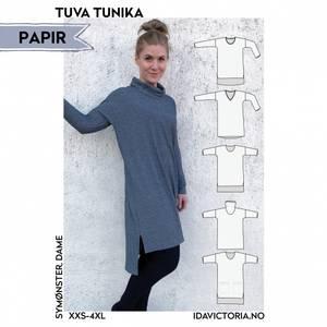 Bilde av Tuva Tunika (XXS-4XL) - Dame - Ida Victoria