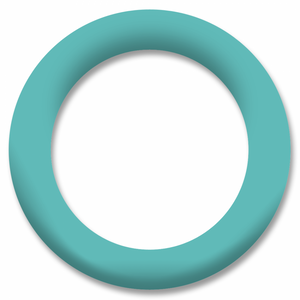 Bilde av Aqua Ring Snapsource metalltrykknapp - 10 stk