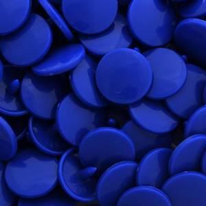 Bilde av Royal Blank KAM plasttrykknapp 25 stk (B16)