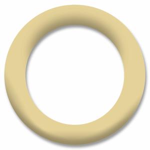 Bilde av Lys Gul Ring Snapsource metalltrykknapp - 10 stk