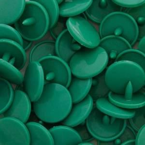 Bilde av Jade Blank KAM plasttrykknapp 25 stk (B29)
