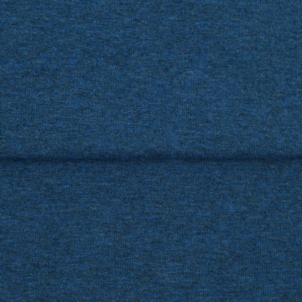 Blå Melert - Jersey