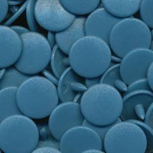 Bilde av Jeans Matt KAM plasttrykknapp 25 stk (M27)