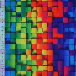 Bilde av Colour Squares - Softshell