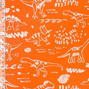 Bilde av Dino Refleks Neon Orange - Softshell