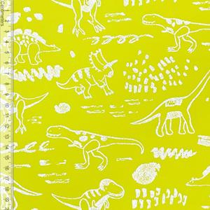Bilde av Dino Refleks Neon Gul - Softshell