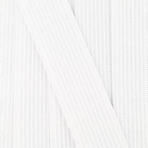 Bilde av Hvit Linningstrikk 20 mm