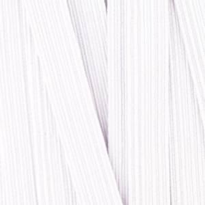 Bilde av Hvit Linningstrikk 13 mm