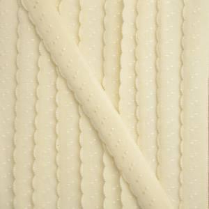 Bilde av Naturhvit Blonde - Foldestrikk (810)