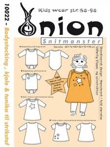 Bilde av Body, kjole og tunika 68-98 - Onion 10022