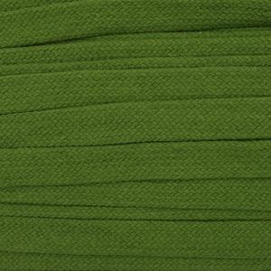 Bilde av Oliven Snor - Flat - 13 mm (095)