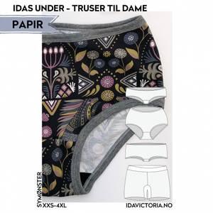 Bilde av Idas Under - Truser Dame - Ida Victoria