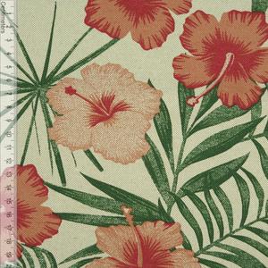 Bilde av Blomst & Blad Natur/Rose - Kanvas (001)