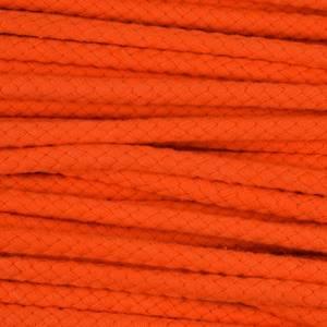 Bilde av Orange Snor - Rund - 5 mm