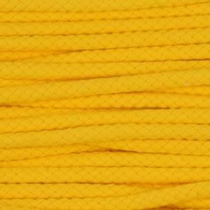 Bilde av Solgul Snor - Rund - 5 mm