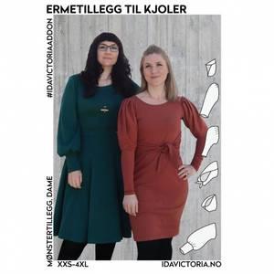 Bilde av Ermetillegg til kjoler (XXS-4XL) - Dame - Ida Victoria