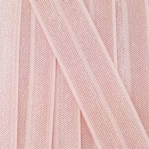 Bilde av Lys Rosa blank - Foldestrikk (115)