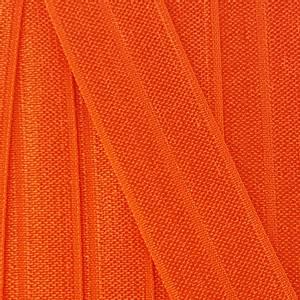 Bilde av Orange blank - Foldestrikk (761)