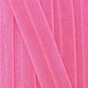 Bilde av Rosa blank - Foldestrikk (156)