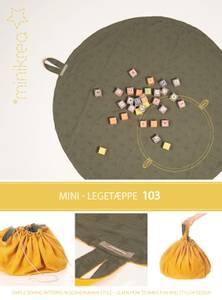 Bilde av Mini Lekematte (Minikrea 103)