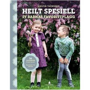 Bilde av Heilt Spesiell - Sy barnas favorittplagg