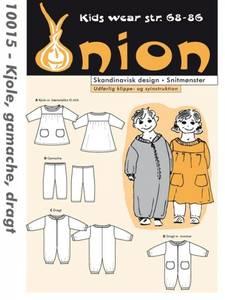 Bilde av Kjole, bukse og drakt 6-18 mnd - Onion 10015