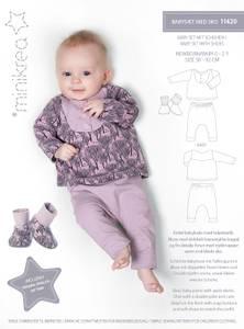 Bilde av Babysett med sko (Minikrea 11420)
