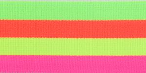 Bilde av Neon Stripe Strikk 40  mm
